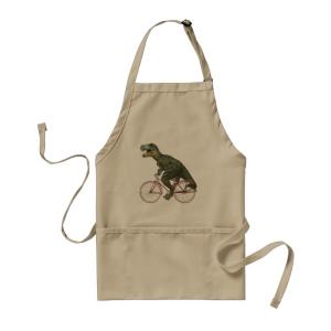 Dinosaur Apron Gift