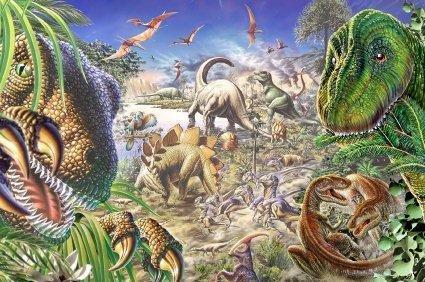 The Cretaceous Dinosaurs - Dinos of the Cretaceous Period