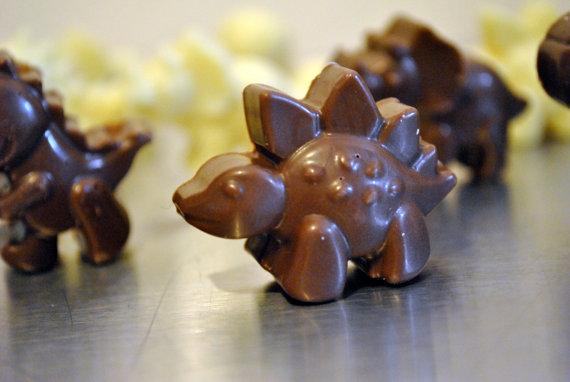 Dinosaur Chocolates - Dino Gifts