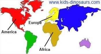 Where did Iguanodon live?