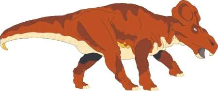 Dinosaurs for kids - Protoceratops
