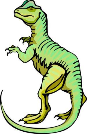 Dinosaurs - Allosaurus