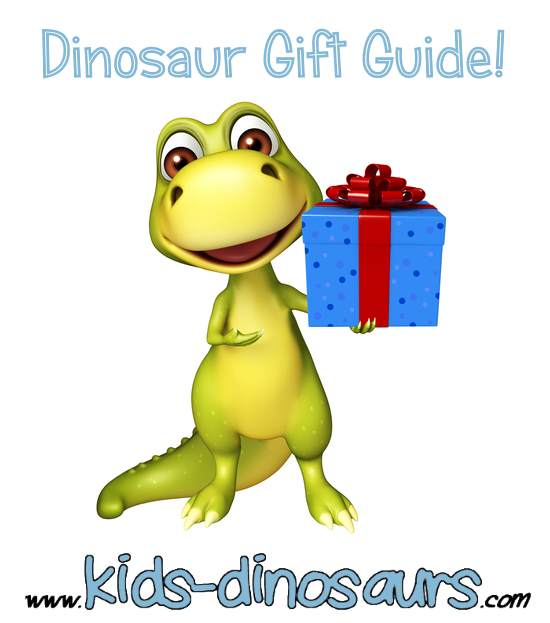 Dinosaur Gifts - Dino Gift Guide