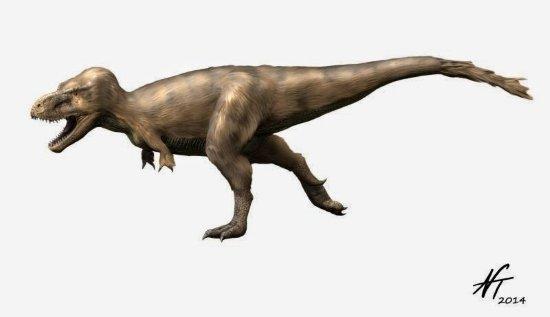 Feathered Dinosaurs - Tyrannosaurus Rex