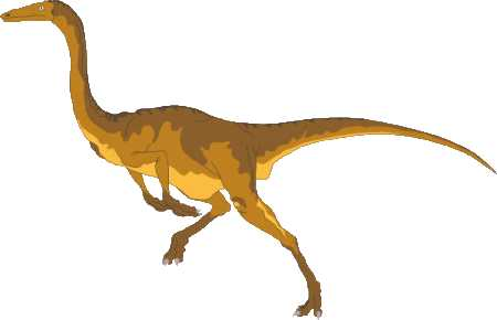 Gallimimus Dinosaur - Facts for Kids