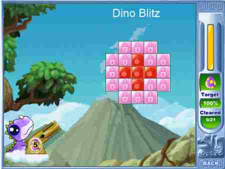 Online Dinosaur Games - DinoBlitz