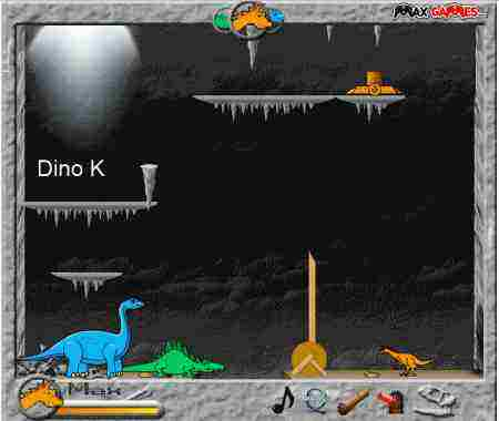 Online Dinosaur Games - Dino