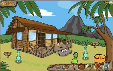 Online Dinosaur Games - Dinosawus