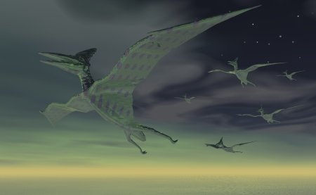 Pterosaurs- Flying Dinosaurs or Reptiles?