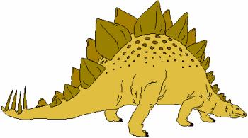 stegosaurus habitat size and behaviour for kids
