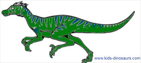 Dinosaurs - Velociraptors